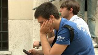 Italy's youth jobless crisis