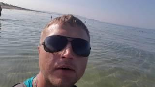 Витязево море 7.08.2016 о том как критична тина