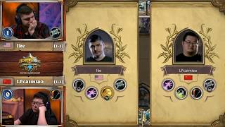 Ike vs. Caimiao - Decider Match - HCT Winter Championship 2019