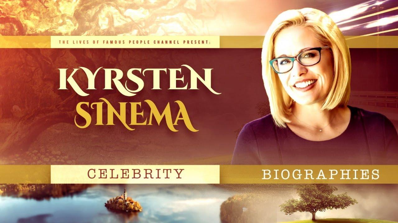 The Story of Senator Kyrsten Sinema