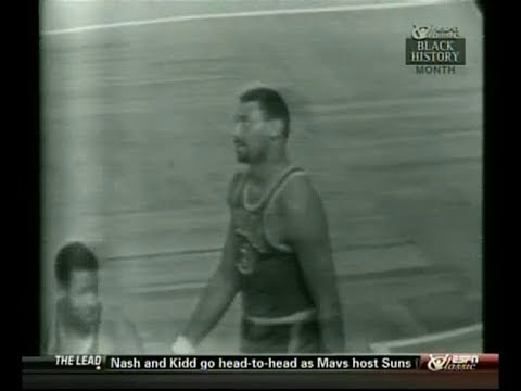 1967 NBA playoffs ecf game 4 Philadelphia 76ers-Boston Celtics(secont half only)
