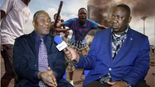 MPBTV Actualité:Carnage à Kin- Visage gonflé,Martin Fayulu vois flou de l'oeil droit...