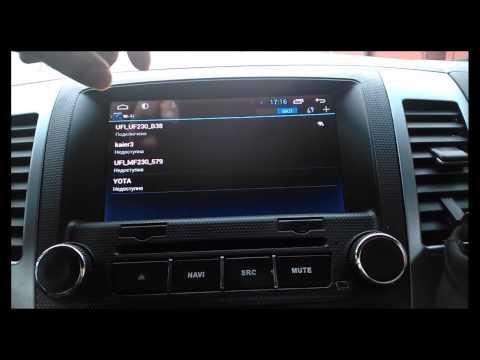 3g Wifi Modem в автомобиле для подключения автомагнитолы к интернету