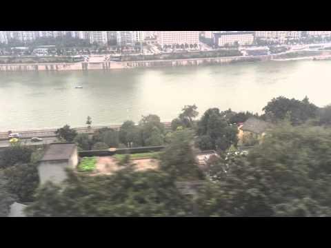 Chongqing, China Jialing River