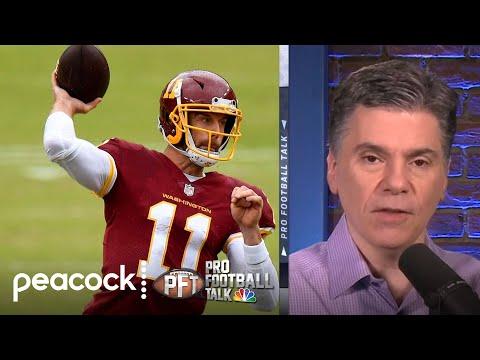 Alex Smith didn't feel welcomed back by Washington Football Team   Pro Football Talk   NBC Sports