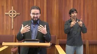 2020-05-24 - Trágico-Redentivo: o caminho do Cristianismo - Jo 42 - Rev André Carolino - Trans Mat