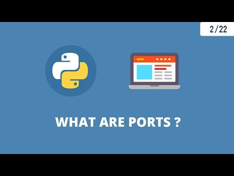 Basics of Networking - 2 - Introduction to Ports