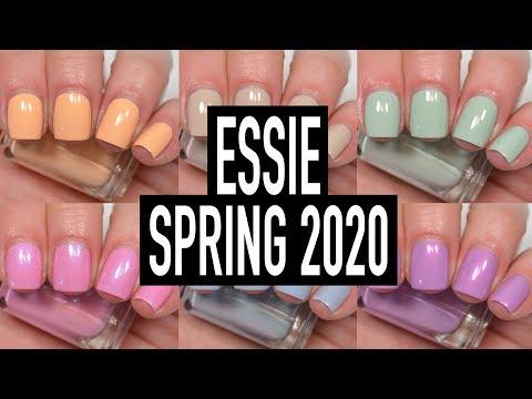 Essie spring 2020
