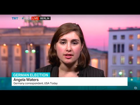 German Election: Interview with Angela Waters from USA Today
