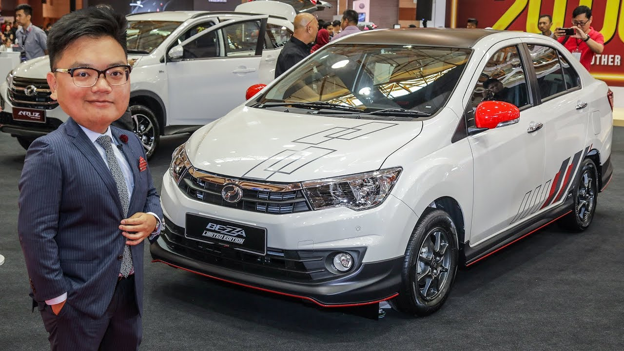 Quick Look Perodua Bezza Limited Edition Only 50 Units Rm44