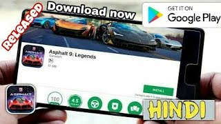 Asphalt 9 Legend Released on PlayStore➡ Download now (jaldi dekho) By Gaming city