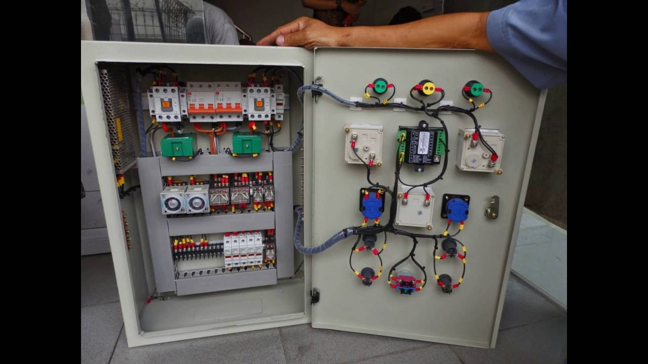 jasa pembuatan panel listrik di jakarta youtube rh youtube com Panel Listrik Daya Mitra Box Panel Listrik