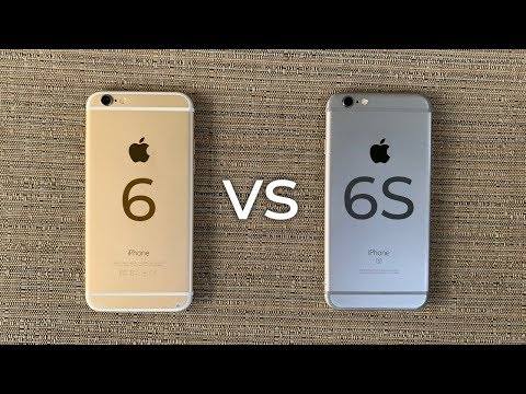 iPhone 6 vs iPhone 6S - 2019 Comparison