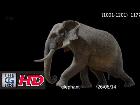 MPC   Money Supermarket Elephunk VFX Breakdown
