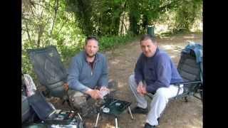 Carpecanal pêche la carpe au camping d'Orphéo Négro dans le Périgord