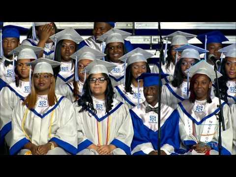 2017 Crim High School Graduation