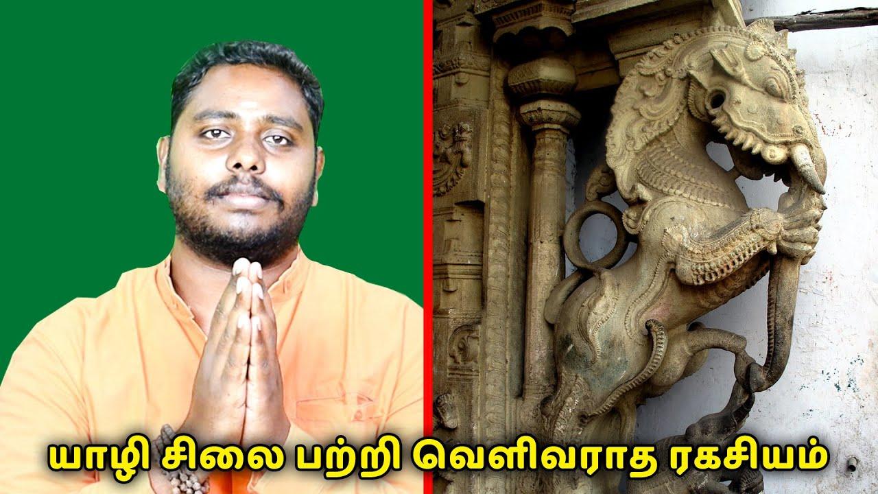 யாழி சிலை ரகசியம் என்ன தெரியுமா ? | Tamil channel