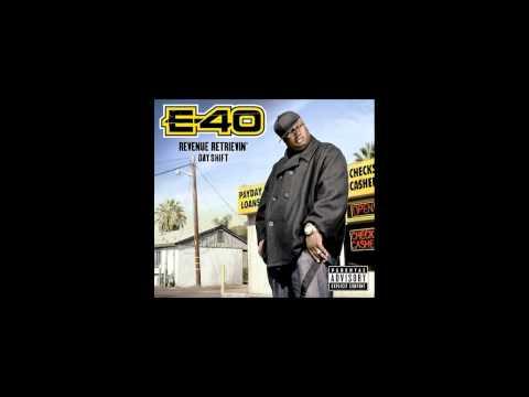 The Weedman E40 ft Stressmatic Revenue Retrievin Day Shift Album