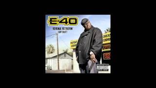 Download The Weedman E-40 ft. Stressmatic Revenue Retrievin' Day Shift Album MP3 song and Music Video