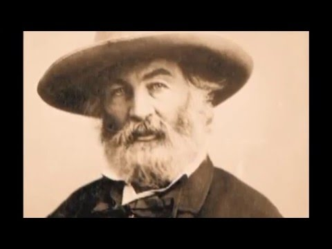 The Actual Voice of Walt Whitman from a late 1800's wax recording
