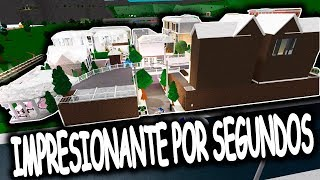 *ULTRA MANSION* AND IS GOING... BLOXBURG ? ROBLOX