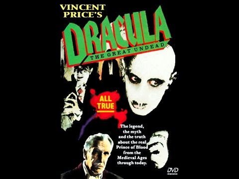 Vincent Price's Dracula: The Great Undead (1982)