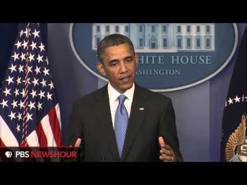 Watch President Obama on Syria, Closing Guantanamo, Boston, Health Care and Jason Collins
