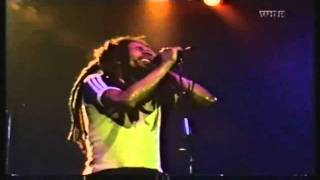 Bob Marley - Could You Be Loved Live In Dortmund, Germany