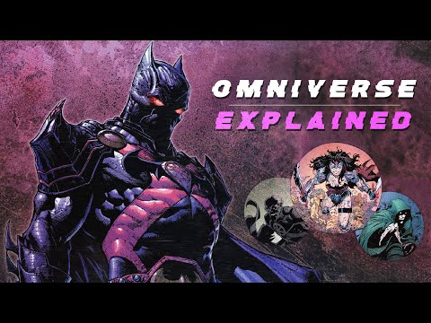Death Metal: DC's New Omniverse Explained
