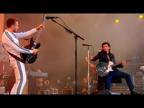 The Last Shadow Puppets - Miracle Aligner @ T in the Park 2016