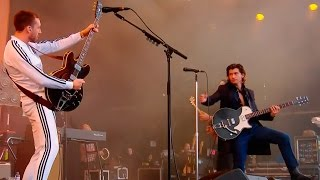 the last shadow puppets miracle aligner t in the park 2016
