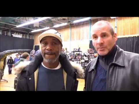 Chris Barrie and Danny JohnJules praise Red Dwarf  at Reading Comic Con 2017