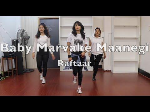Baby Marvake Maanegi | Raftaar | Rakhee V Dance Cover