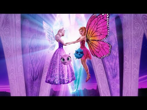 Barbie: Mariposa & the Fairy Princess: The Heartstone is saved & the Crystallites reignited