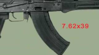 Izhmash JSC - AK-100+ Series Assault Rifles