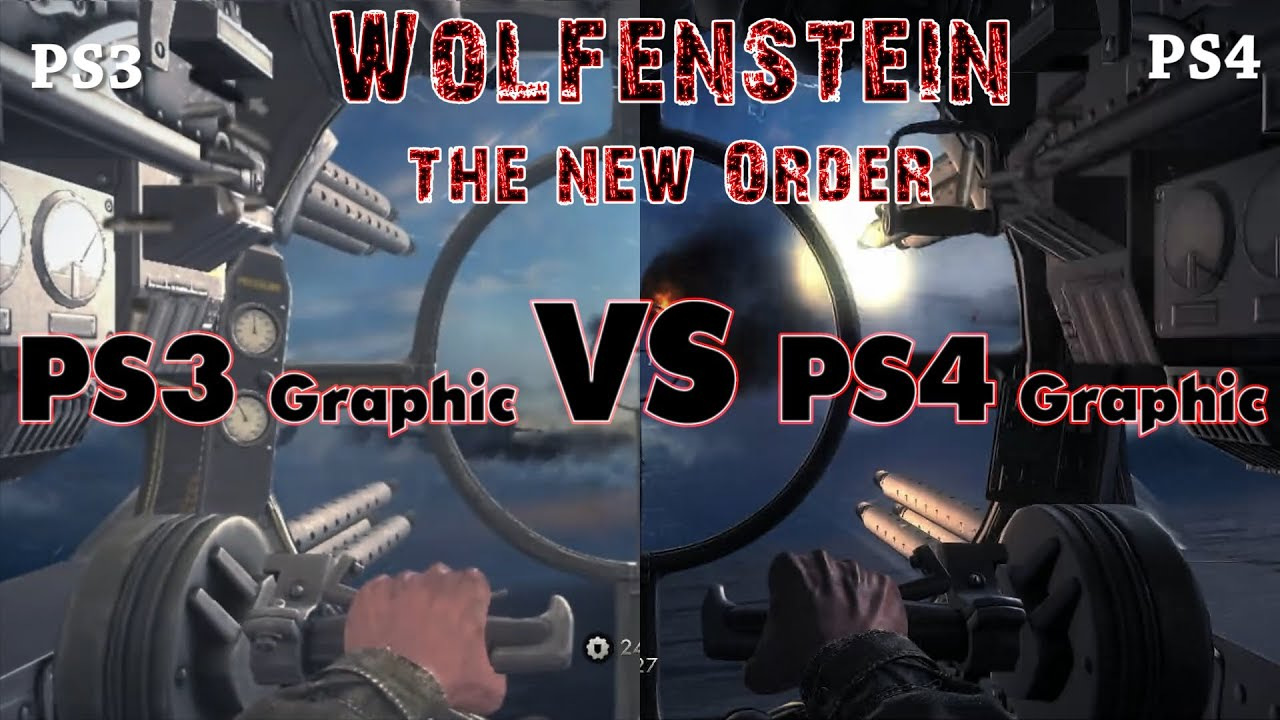 wolfenstein the new order фото