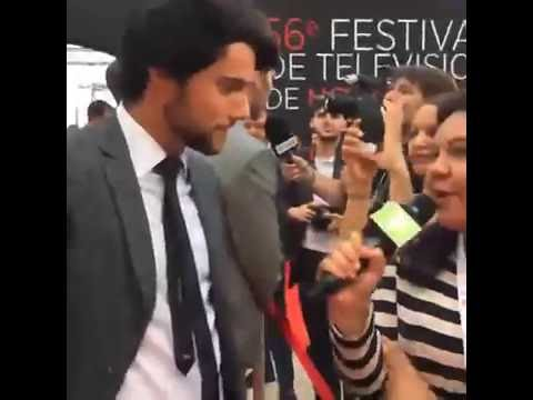 Jack Falahee - Monte Carlo Television Festival (16/06/12)