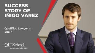 Success Story of Inigo Varez  - QLTS School's Former Candidate