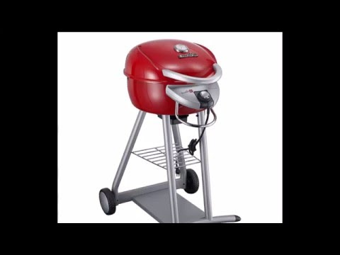 Char Broil Tru Infrared Patio Bistro Electric Grill On