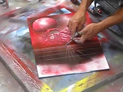 Best spray paint art - Vienna