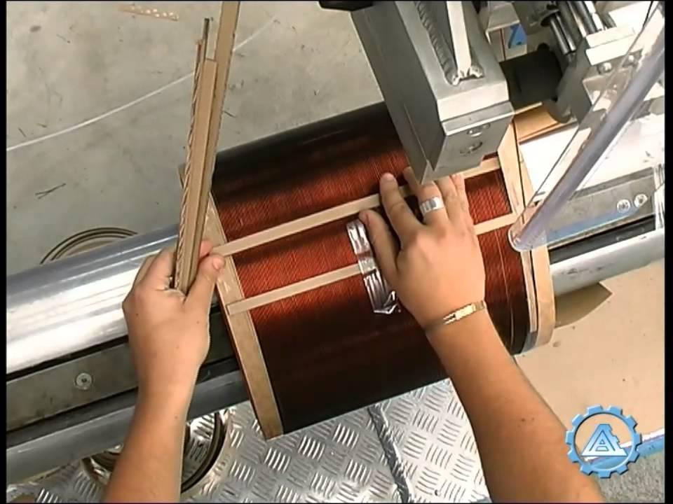Wire Winding Machine BOB FPN 06 08 14
