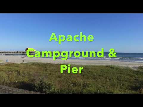 Apache Campground And Pier , Myrtle Beach S.C. (Full Review)