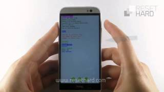 How To Hard Reset HTC One M8