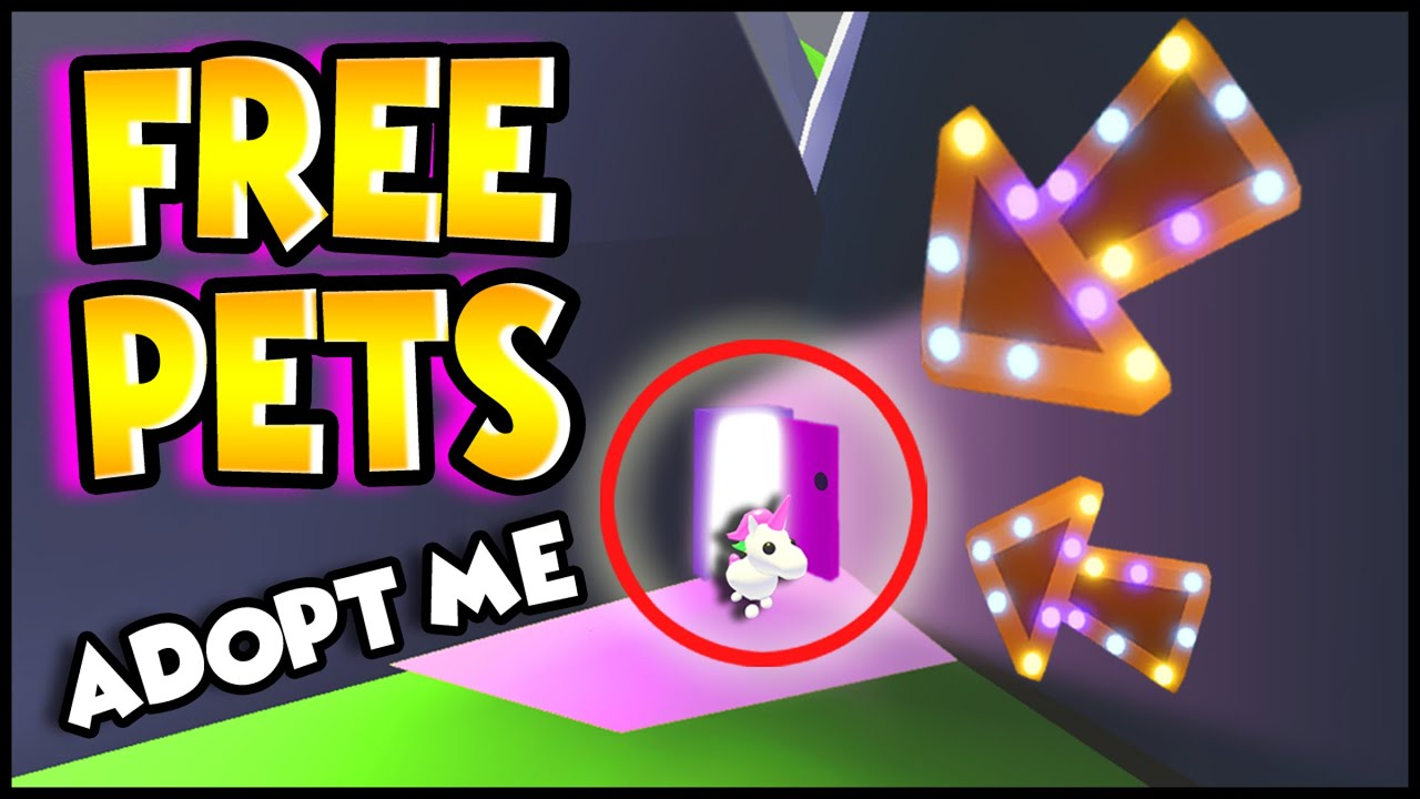 This Location Gets You Free Pets In Adopt Me Plus Free Fly Potions Working 2020 Adopt Me Secrets Youtube