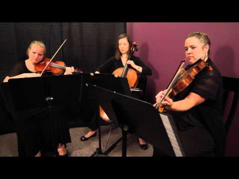 What A Wonderful World (Louis Armstrong) for String Trio (Violin, Viola, Cello)