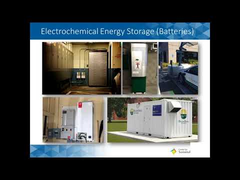 Achieving Zero Net Energy Goals with Energy Storage