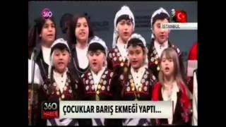 Barış Ekmeği Festivali Televizyon Haberleri