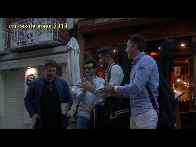 cruces de mayo 2018 en canal 24 tv ct