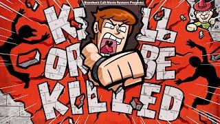 Brandon's Cult Movie Reviews: KILL OR BE KILLED
