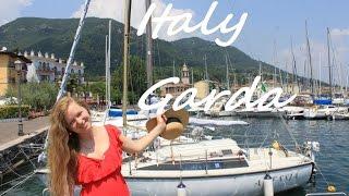 Италия * Озеро Гарда  * Сало # 3(Италия * Поездка на машине # 3 В этом видео вы увидете день проведенный в итальянском городе Сало на озере..., 2016-07-27T06:16:45.000Z)